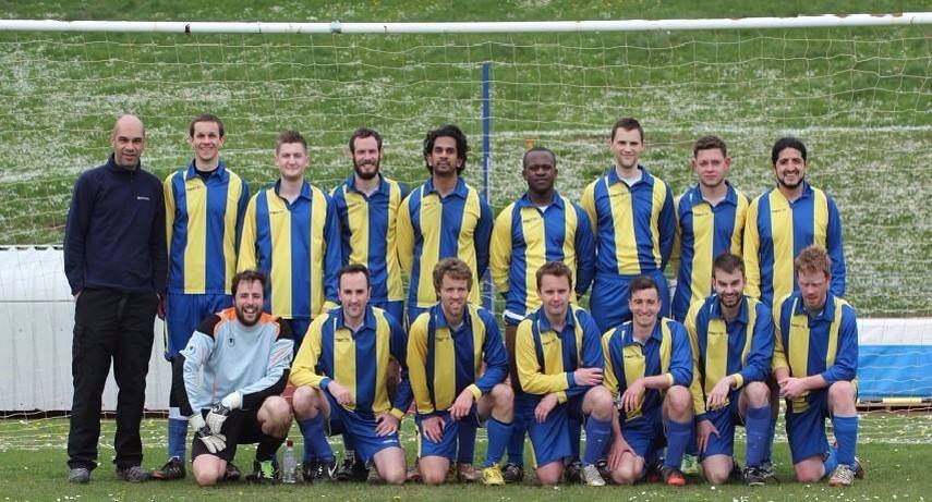 St Albans Romans League Winners